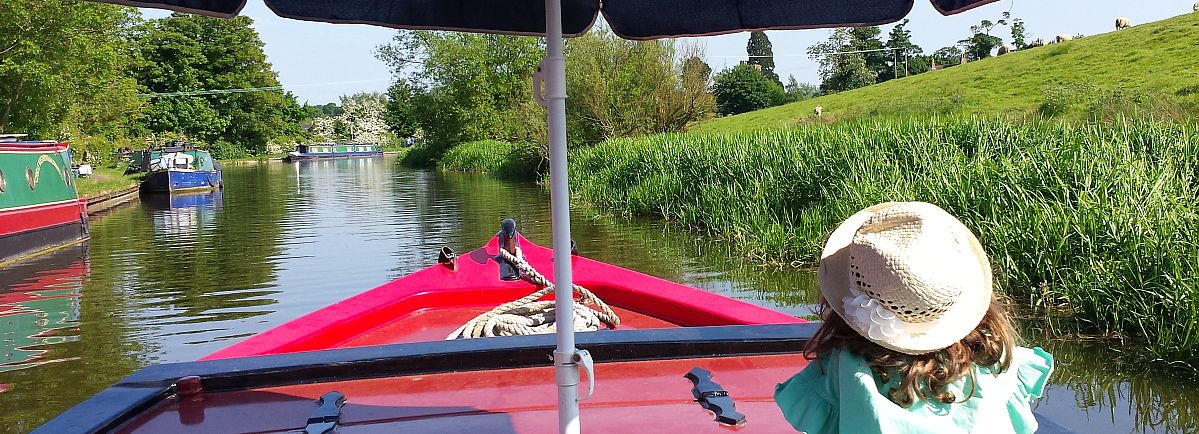 Canal Boat Hire Masthead